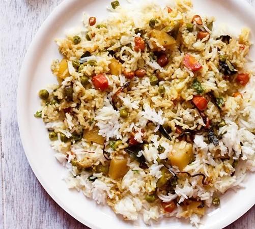 Kerala Vegetarian Biryani